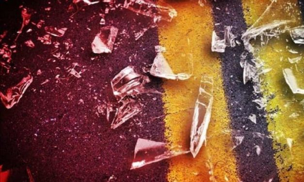 Rollover accident in Ray County