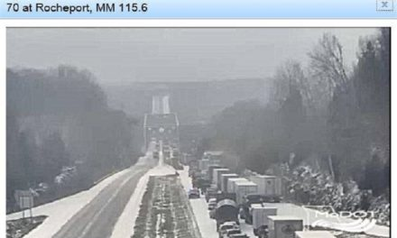 I-70 reopened after short closure due to multiple vehicle wreck at Rocheport Bridge