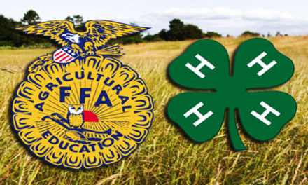 Agriculture Director announces local 4-H, FFA Chapters funding