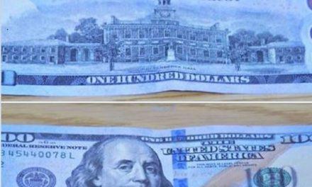 Area sheriff identifies counterfeit bills following complaint