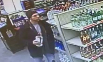 Person of interest sought in theft investigation