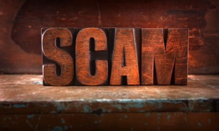 """Authorities alert citizens of utility scam moving through area and reassert that, """"…if it seems strange it's probably a scam…"""""""