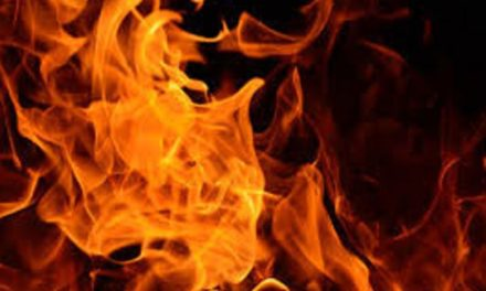 Blaze destroys truck on local highway, says Chillicothe Fire