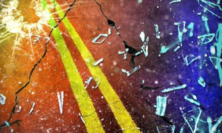 Milan driver badly hurt in ejection accident