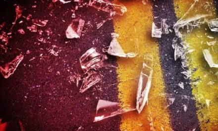 Injury accident reportedly caused by ice slip