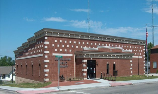 Carrollton library will soon provide curbside service