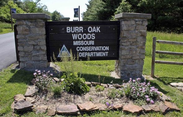 Burr Oak Woods Conservation Area in Blue Springs will be closed April 4-5 until 1 p.m. on both days