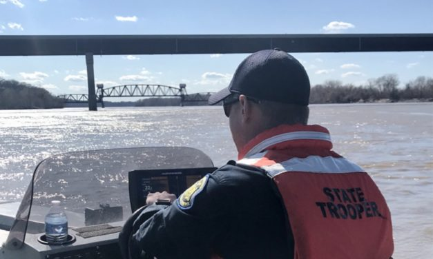 MSHP initiates search for man who jumped into Missouri River in Boonville