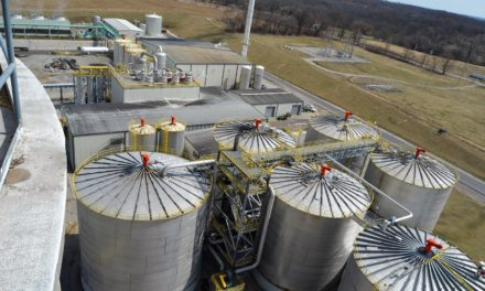Carrollton ethanol plant providing thousands of gallons of alcohol for hand sanitizer production