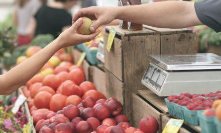 Shop safe at farmers markets