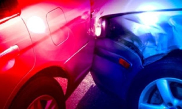 Hwy 65 three car accident sends woman to hospital