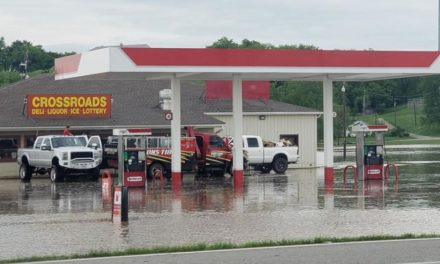 Flash flooding causes major concerns for Orrick
