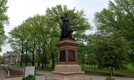 Christopher Columbus statue removed from St. Louis park