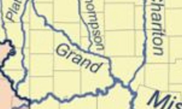 Rafters rescued after stranded on Grand River sandbar