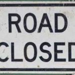 BREAKING:  Lanes of 36 Hwy blocked by livestock truck