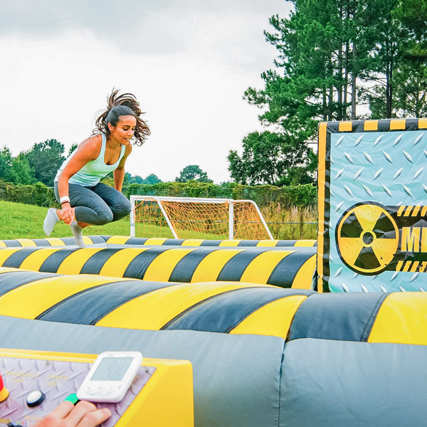 Virginia Obstacle course rental
