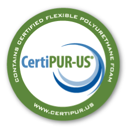 CertiPUR-US Certified Foam