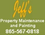 Website for Jeff's Property Maintenance