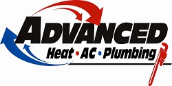Website for Advanced Heat, A/C & Plumbing