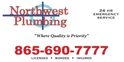 Website for Northwest Plumbing Company, Inc.