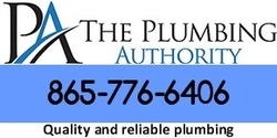 Website for The Plumbing Authority