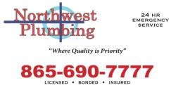 Website for Northwest Plumbing Company, Inc.