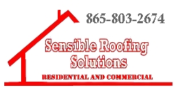 Website for Sensible Roofing Solutions, LLC