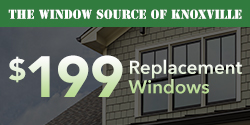 Website for The Window Source of East Tennessee