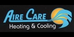 Website for Aire Care Heating and Cooling
