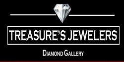 Website for Treasures Jewelers