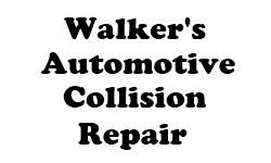 Website for Walker's Collision Repair of West Knoxville