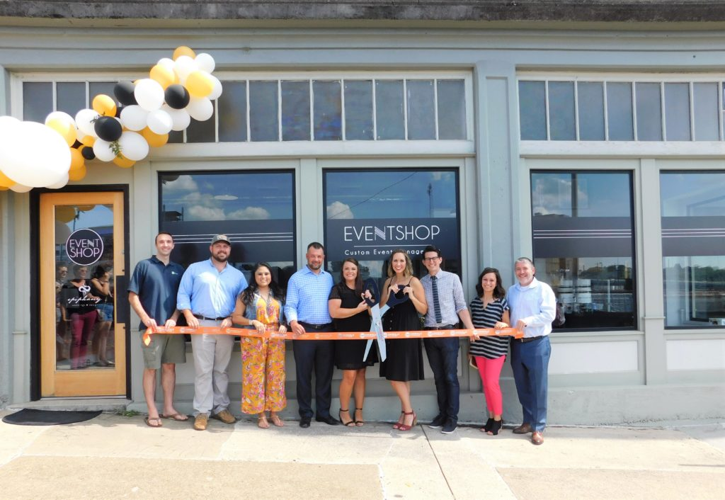 EventShop, Inc. celebrated its grand opening on Sept. 7 with a ribbon cutting. They specialize in creating excellent event experiences that are effective and memorable. You can find them online at www.eventshopknox.com.