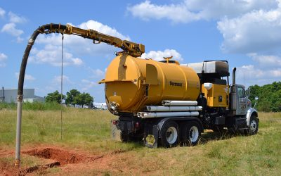 DOT Part 2: Vacuum Excavator Selection – Weighing your Options.