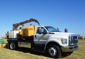 McLaughlin Launches ECO Series of Truck-mounted Vacuum Excavators