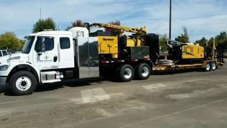 Custom Vacuum Excavator Trucks