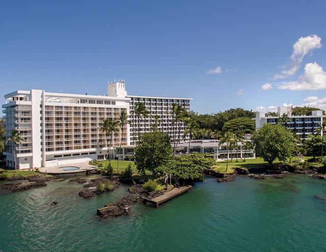 Grand Naniloa Hotel Hilo, DoubleTree by Hilton