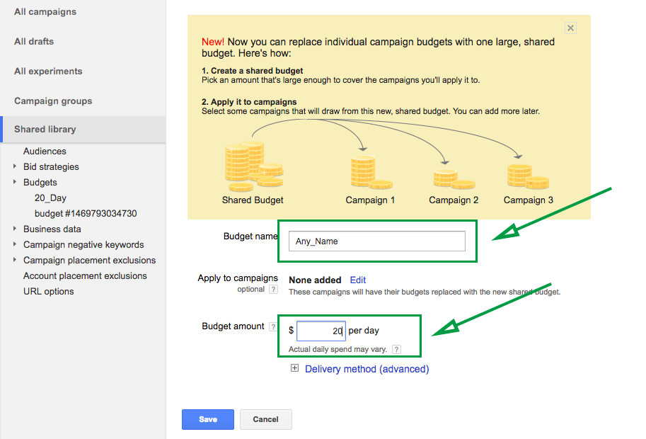 how to create best google adwords campaign