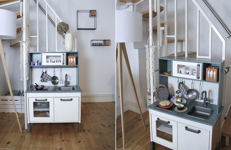 DIY: Ikea Kinderküche DUKTIG lackieren - Kolorat