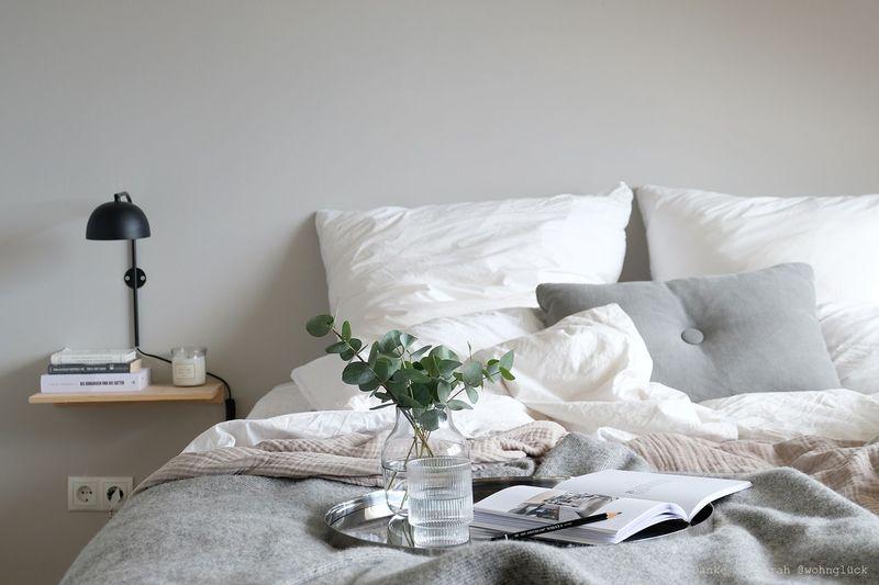 Farbfreude: Sarahs Schlafzimmer in Greige - Kolorat