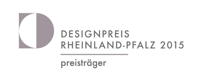 Kolorat als Preistraeger des Designpreis Rheinland-Pfalz