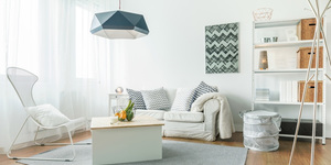 Kolorat helle wandfarbe wohnzimmer