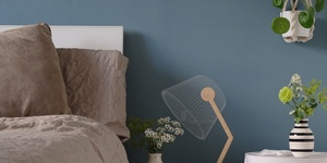Kolorat wandfarbe blau schlafzimmer %283%29
