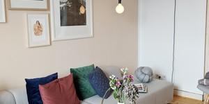 Kolorat wandfarbe beige onlinebestellen wohnzimmer