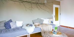 Kolorat wandfarbe beige wohnzimmer farbfreude 1