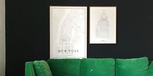 Kolorat wandfarben schwarz tiefschwarz wohnzimmer streichen %282%29