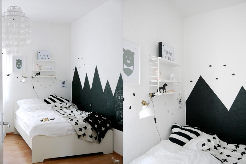 farbfreude tafelberge im kinderzimmer kolorat. Black Bedroom Furniture Sets. Home Design Ideas