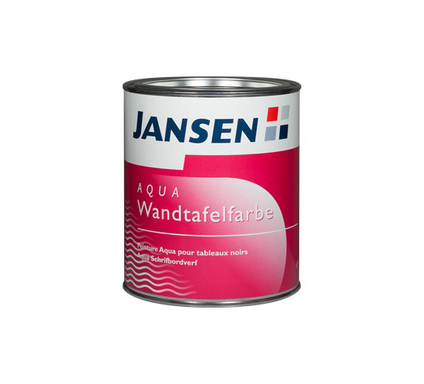 Jansen wandtafelfarbe 750ml