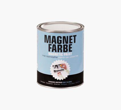 Kolorat magnetfarbe