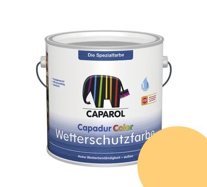 Kolorat wetterschutzfarbe schwedengelb 1