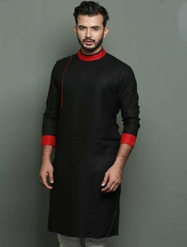 Designer Stylist Panjabi Kurta